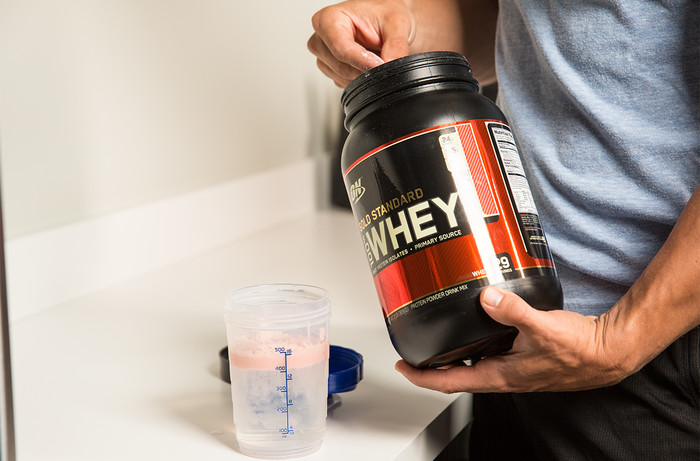 whey protein is a good idea