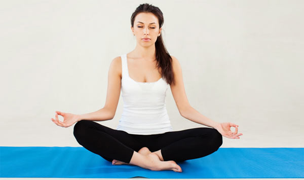 Yoga Asanas for Relieving Stress