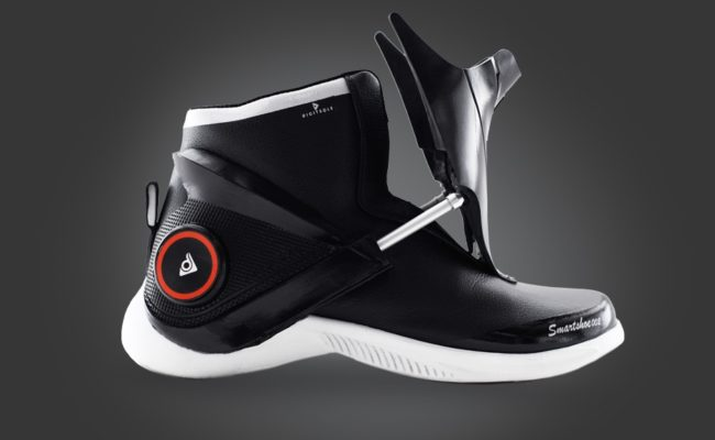 Technology-Enabled Shoes