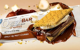 Chocolate Day: Protein Bars for your Gym-freak bae