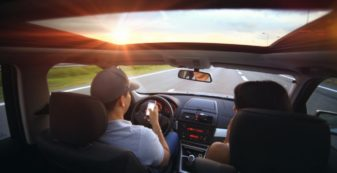 Tricks to stay healthy on a Road Trip