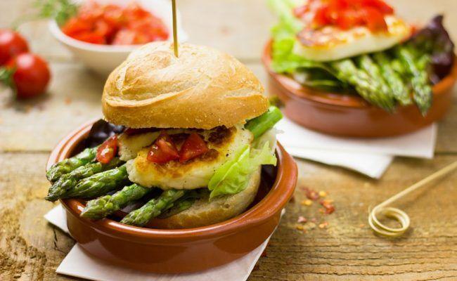 Healty fast food