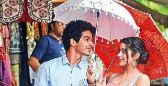Janhvi Kapoor and Ishaan Khatter's New Challenge giving fitness goals