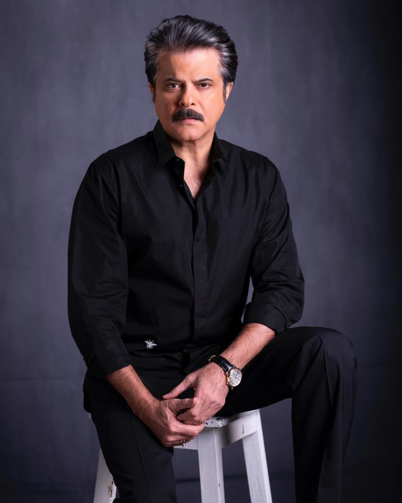 Anil Kapoor's motivational Work-Out