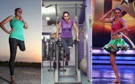 Subhreet Kaur Ghumman's fitness journey is inspirational