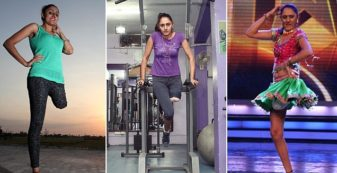 Subhreet Kaur Ghumman's fitness journey is inspirational