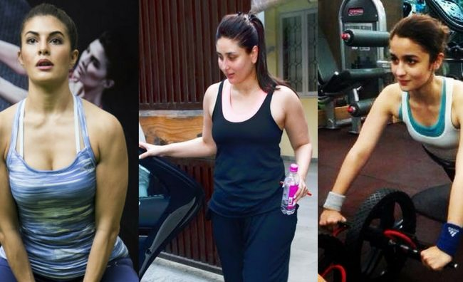 B-Town gym buddies who give us major fitness goals